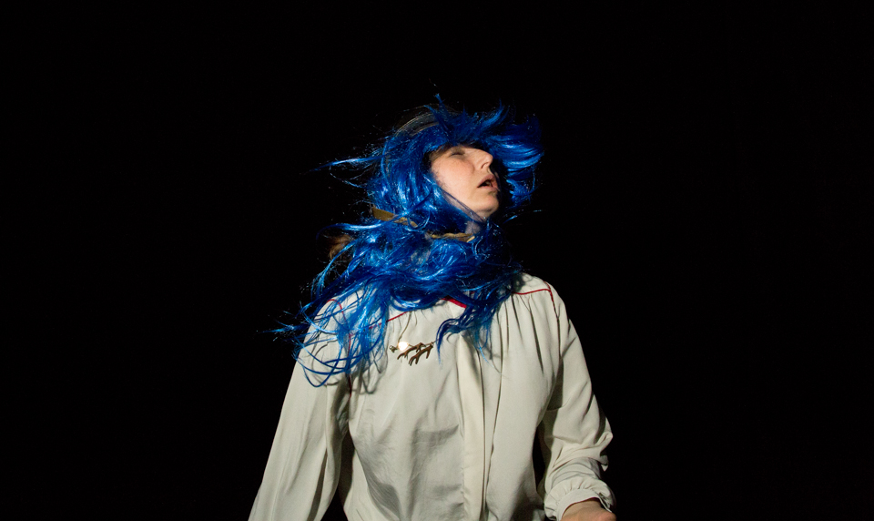 Laura Dannequin: Dance, Dark, Dance