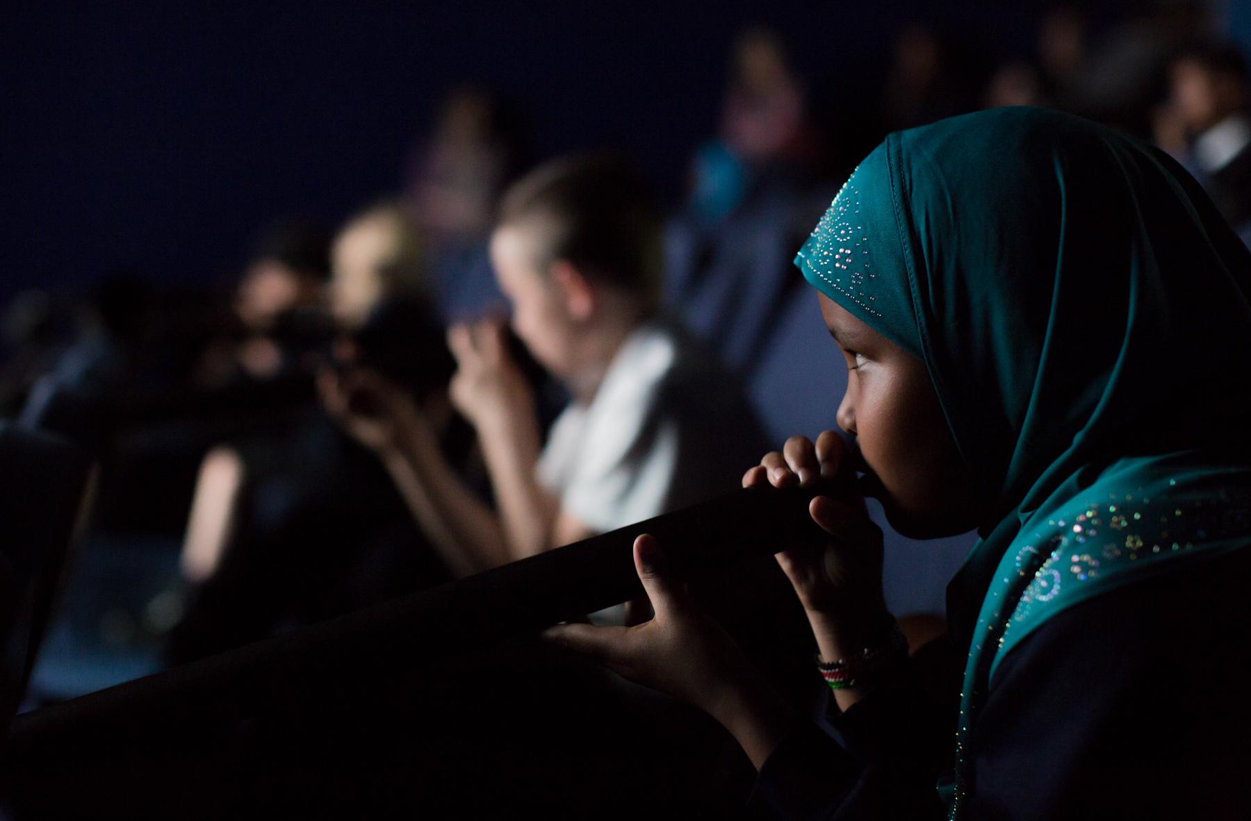 Blind Cinema – Britt Hatzius