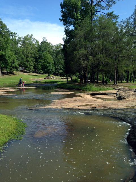 Outdoors - Flat Rock Park