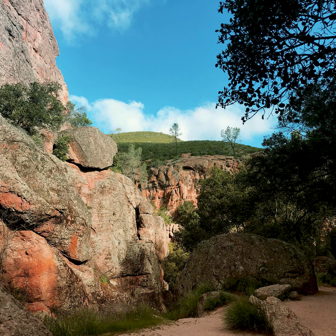 Pinnacles Nationa Park red rocks.jpg