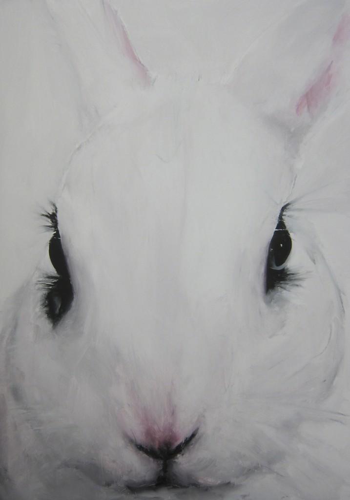 Untitled (large rabbit)