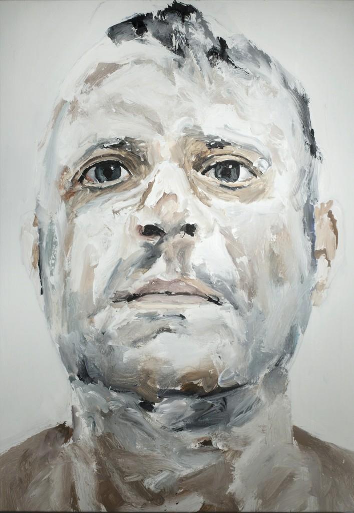 Untitled (self portrait), 2013