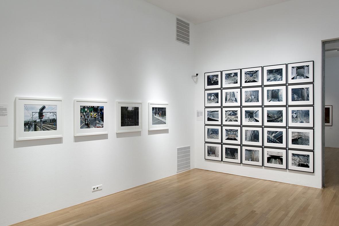Installation at Christian van der Kooy (2013)