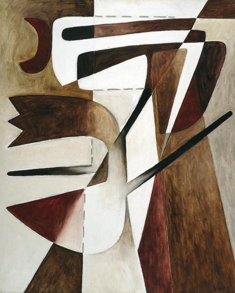 Oswaldo Vigas, Gestante, 1972