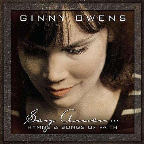 Ginny Owens / Say Amen: Drums - 2009