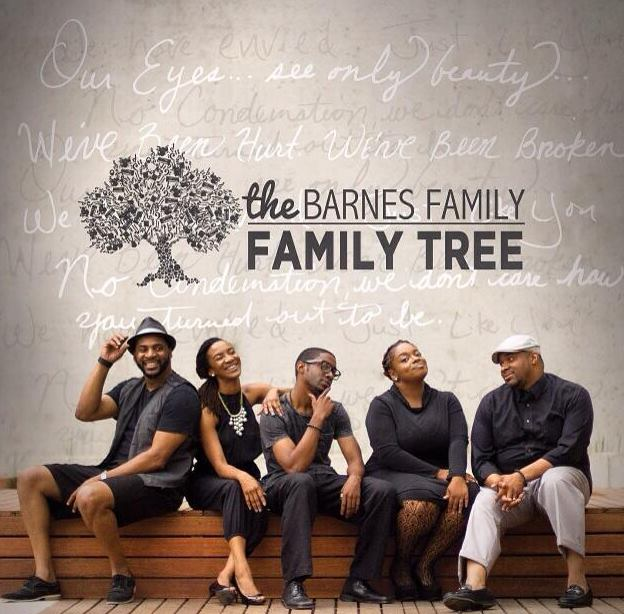 The Barnes Family / Family Tree: Drums - 2014