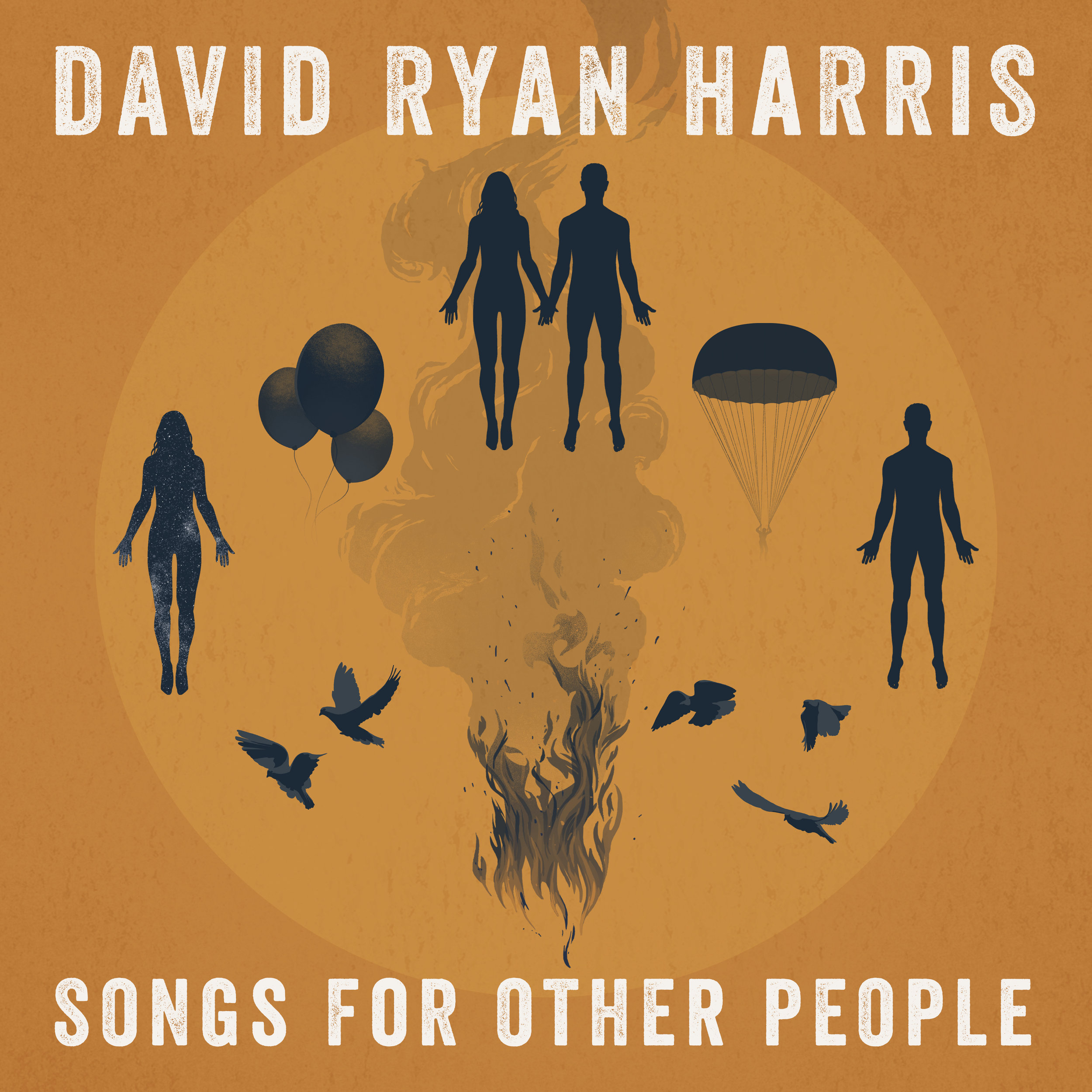 David Ryan Harris / Songs For Other People: Drums. Percussion - 2017