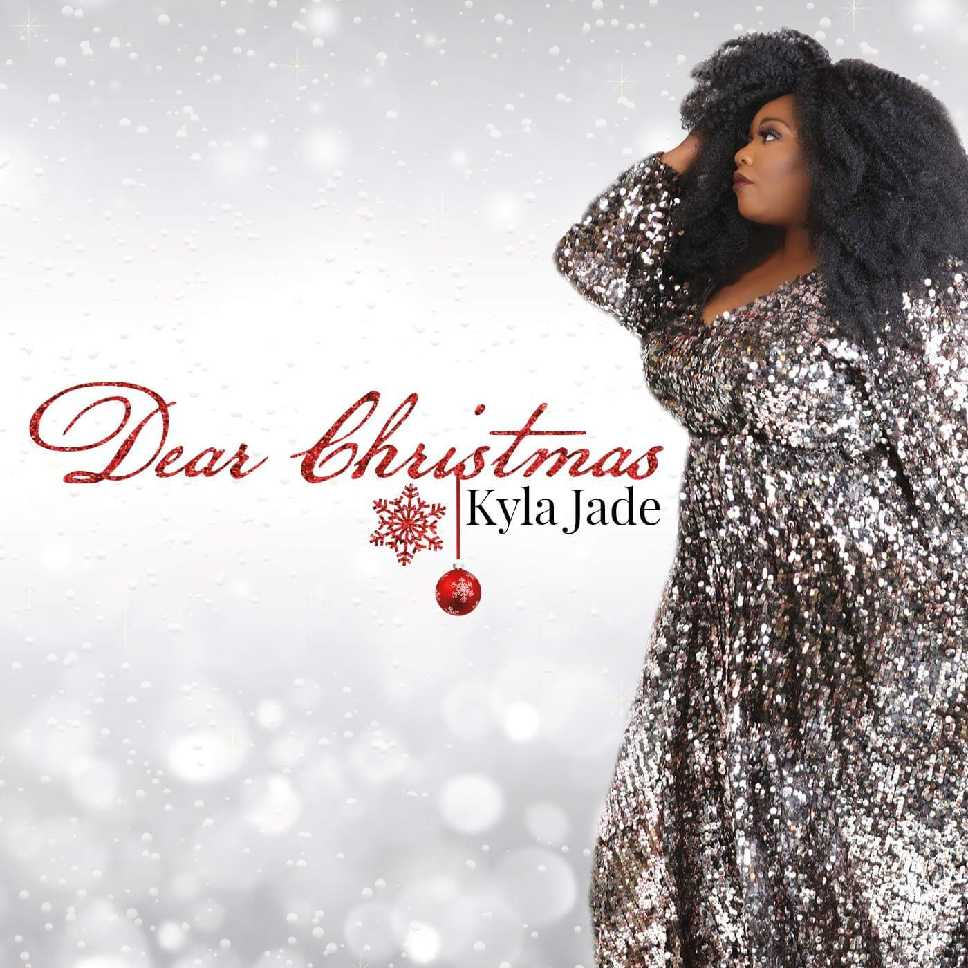Kyla Jade / Dear Christmas: Drums. Percussion. - 2018
