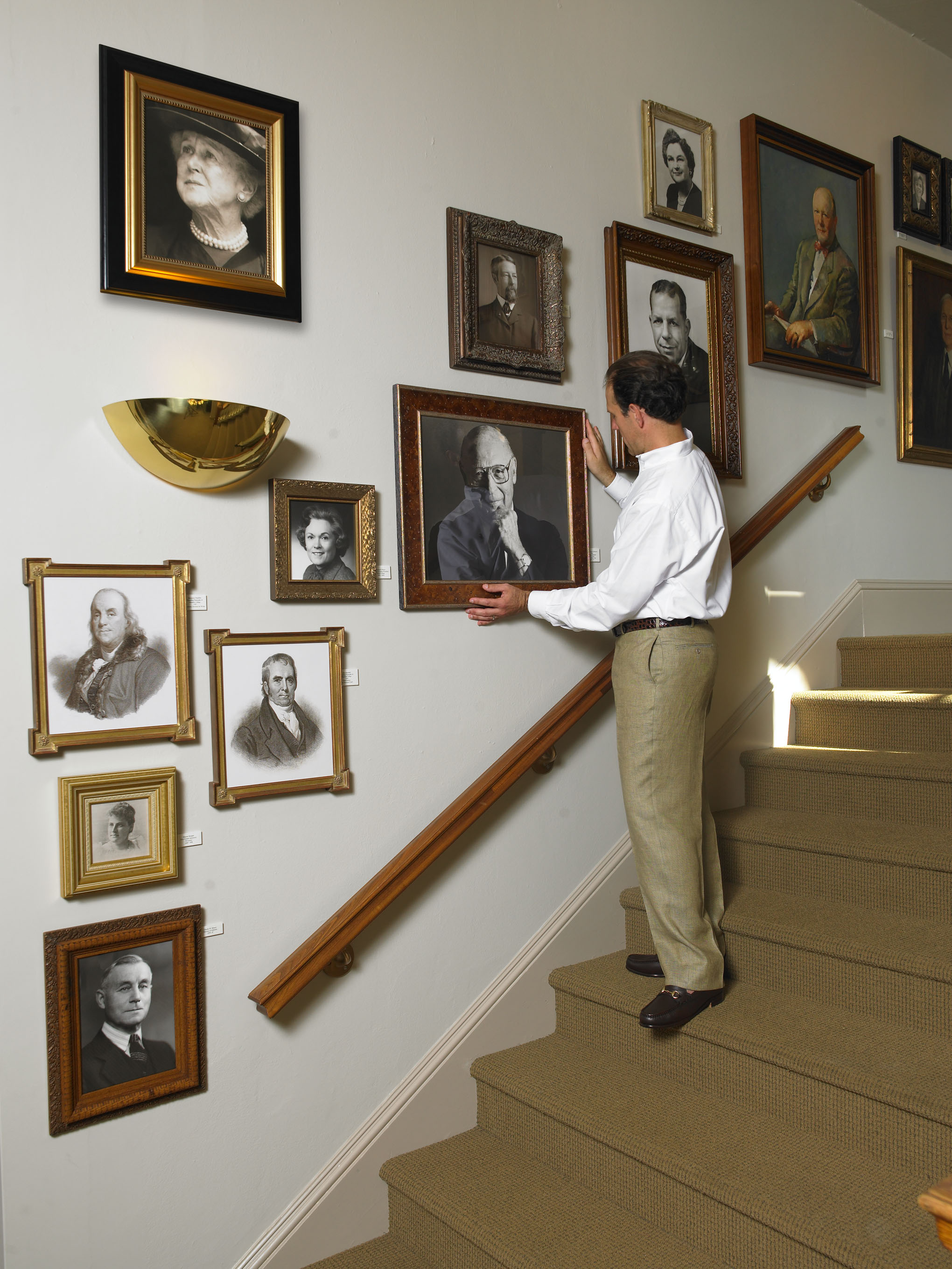 Franklin & Marshall College Halls of History -
