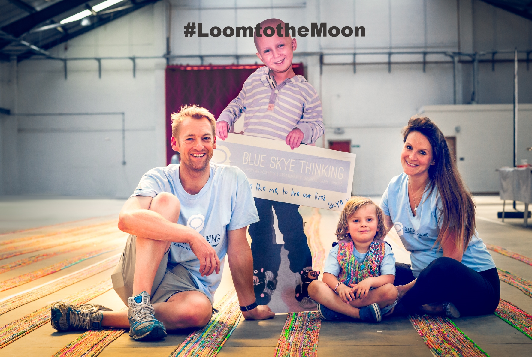 Loom to the Moon. The Hall Family amongst the bands!.jpg