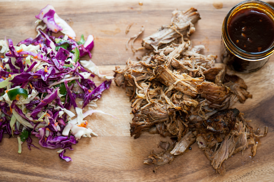 Tangy Pulled Pork