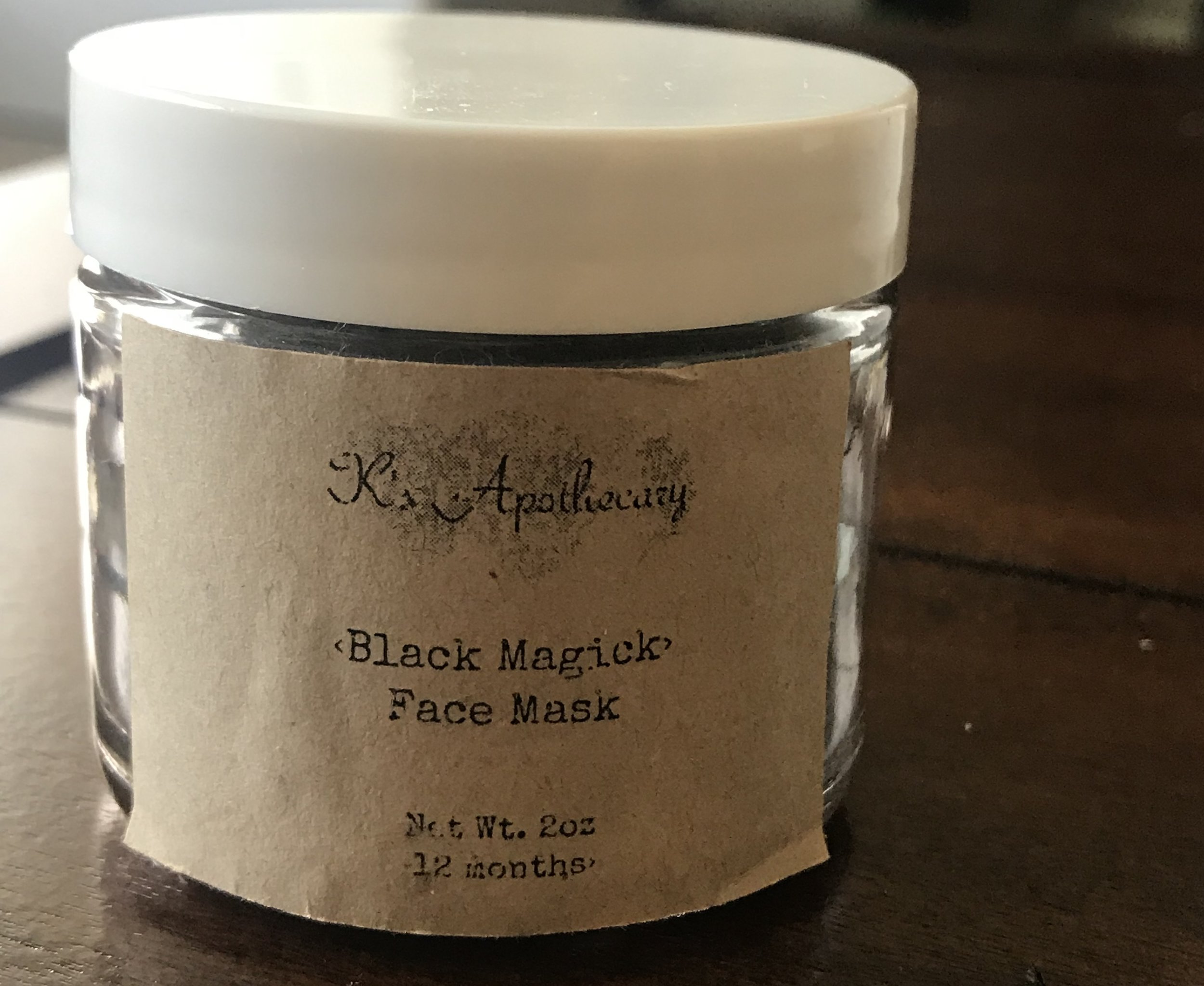 Serve up some self care with this amazing face mask <3