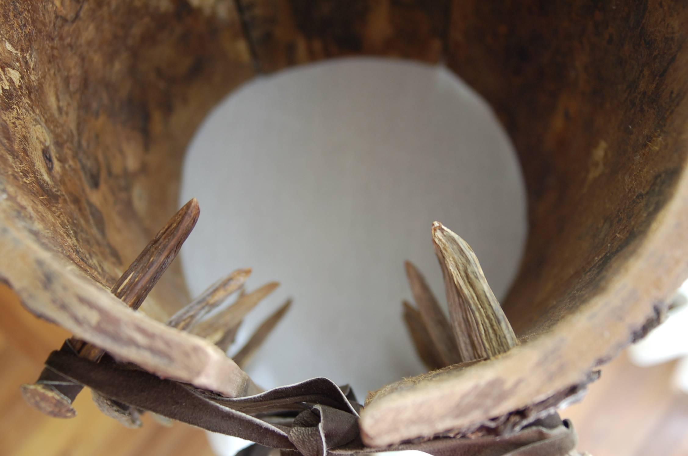 Corset El Arbol WWF Project Bolivia 2006