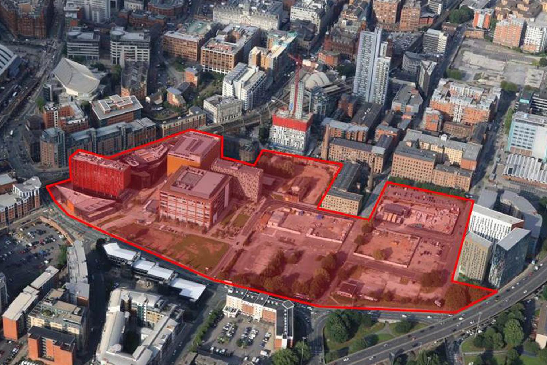 First Street Estate - a strategic city centre development site