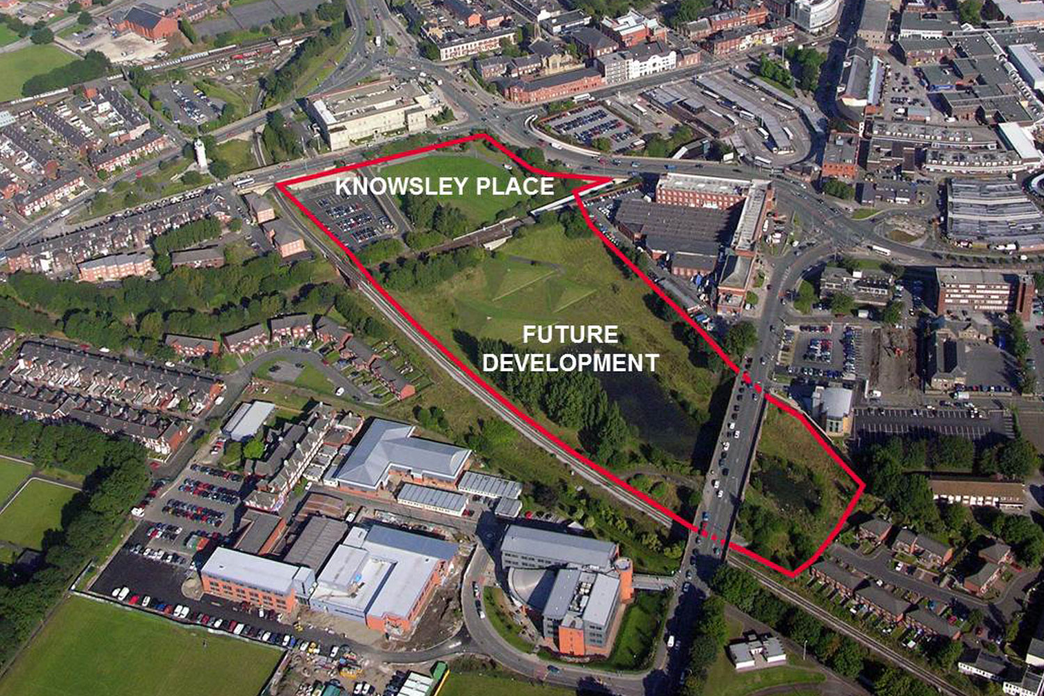 Future development opportunity for AskBury