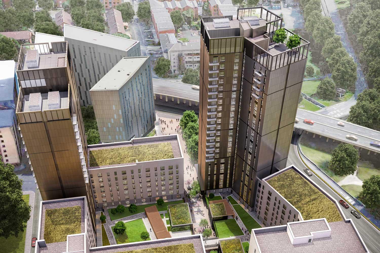 Increasing the residential neighbourhood