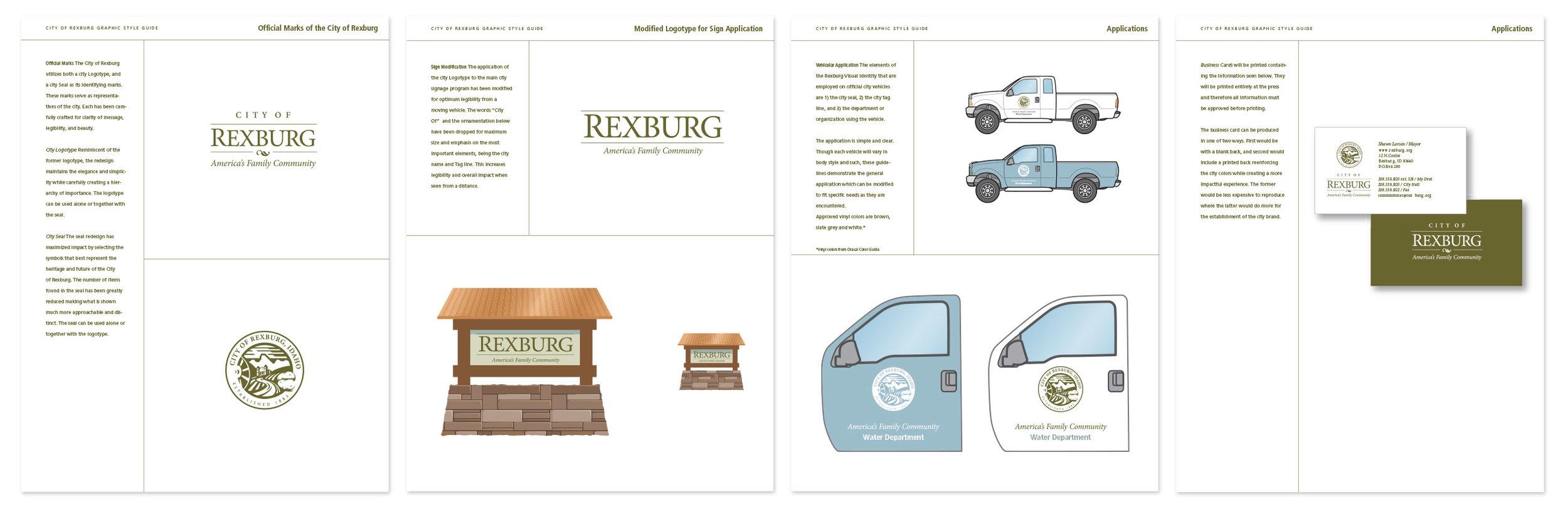 City of Rexburg - DESIGN STANDARDS