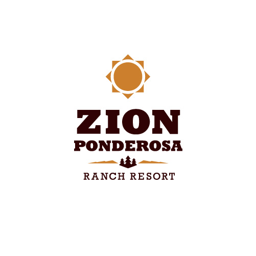 Zion Ponderosa Logo