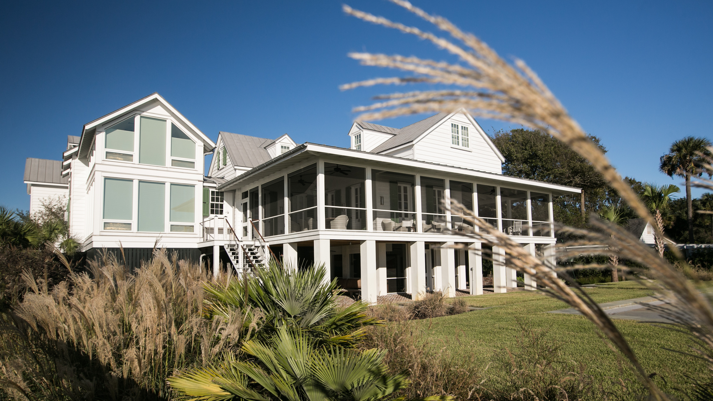 Sullivan's Island Restoration and New Addition