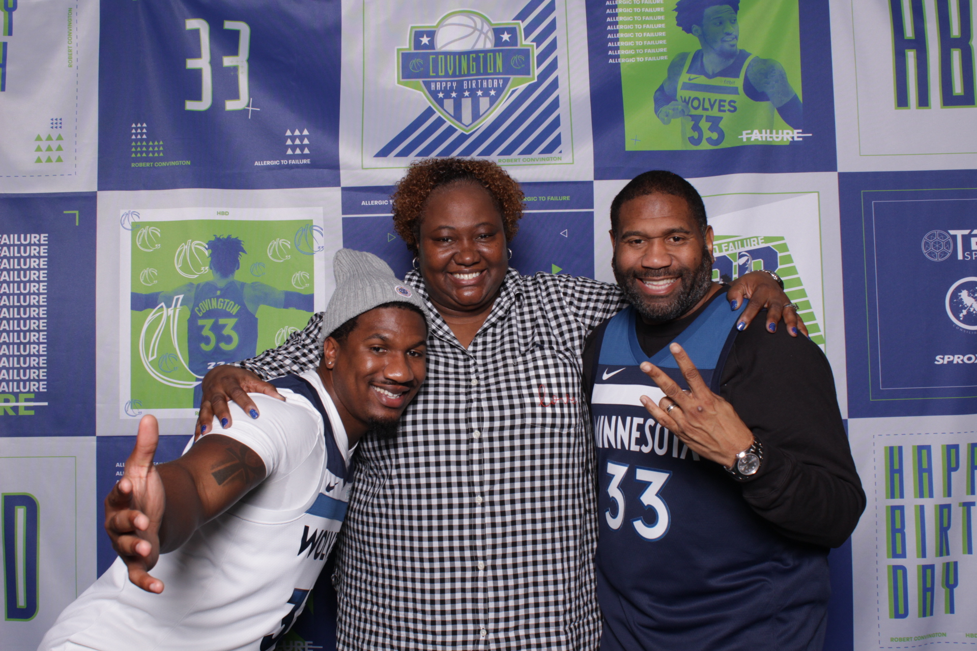 Minneapolis St Paul photo booth rentals for NBA