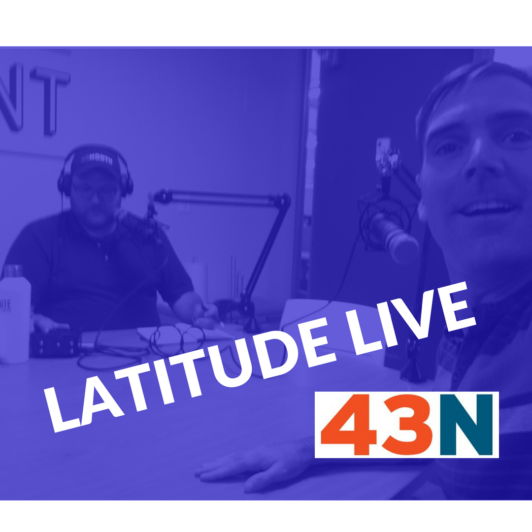 peeva 43 north latitude live podcast