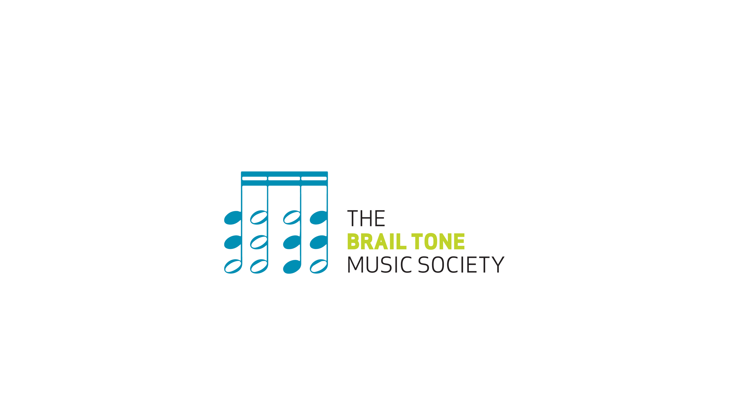 THE BRAILLE TONE MUSIC SOCIETY
