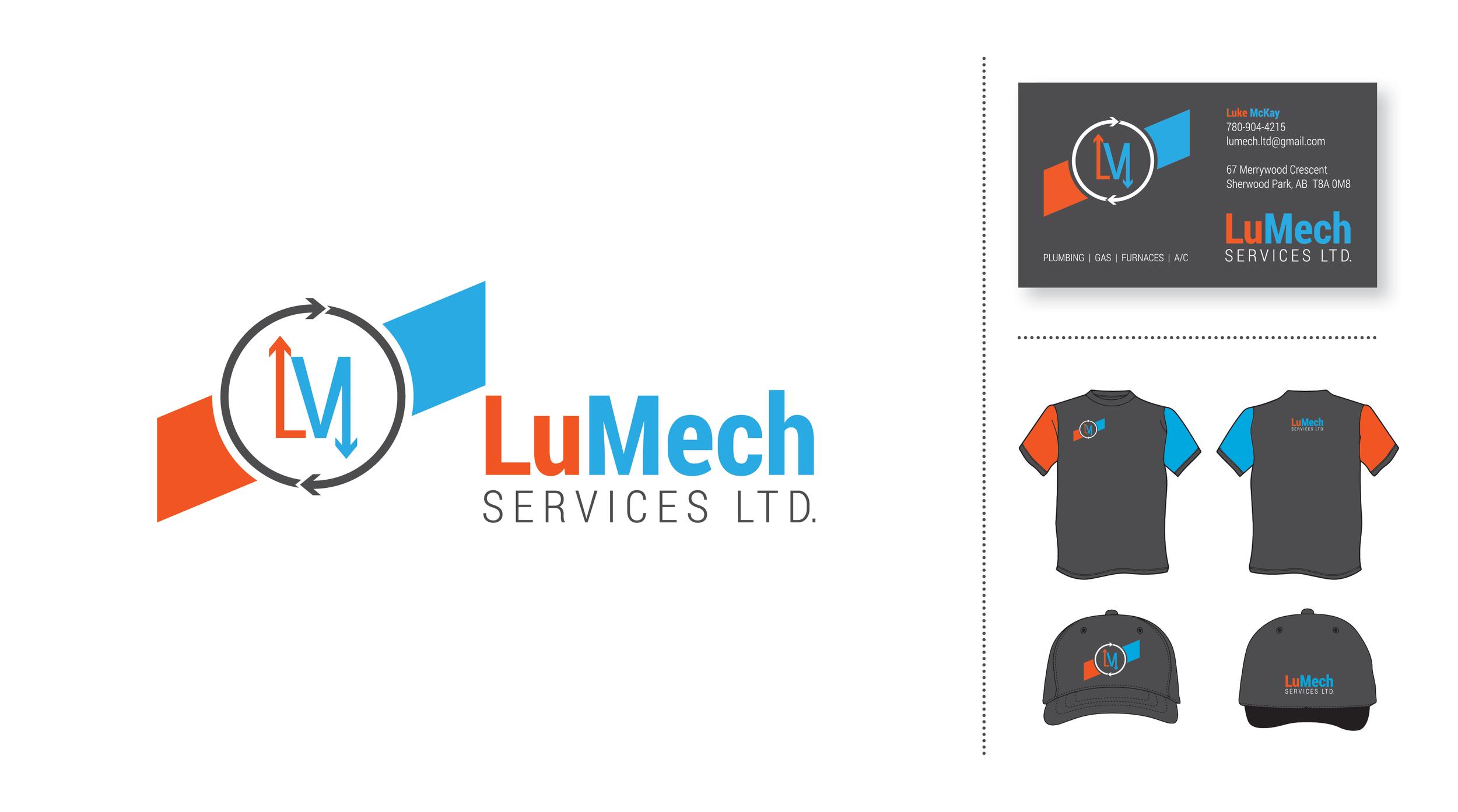 LUMECH SERVICES LTD.