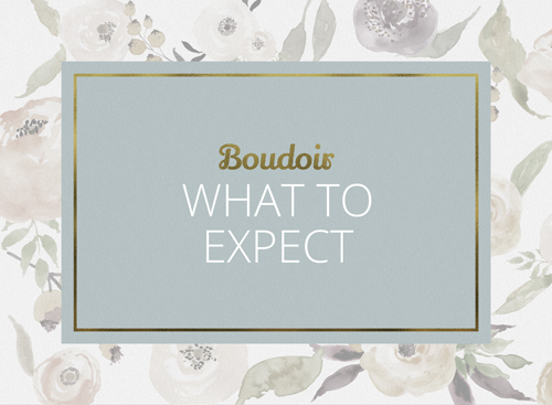 boudoir what to expect page link