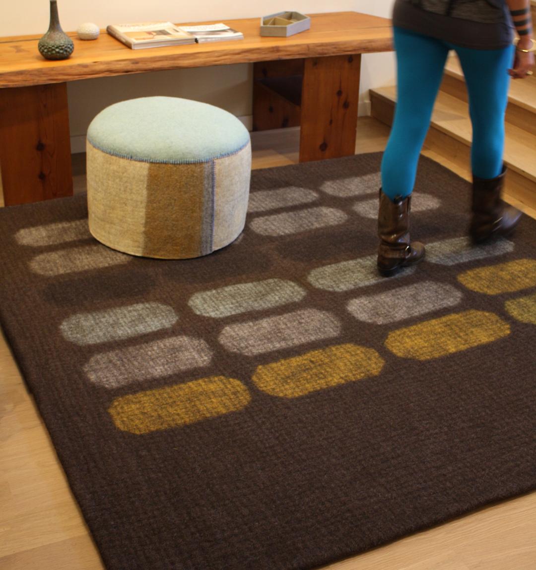 Fetish rug