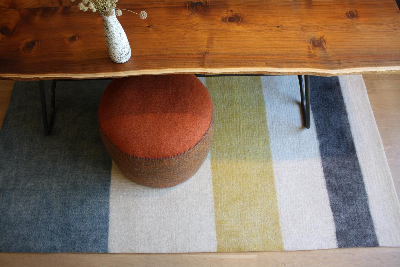Block rug