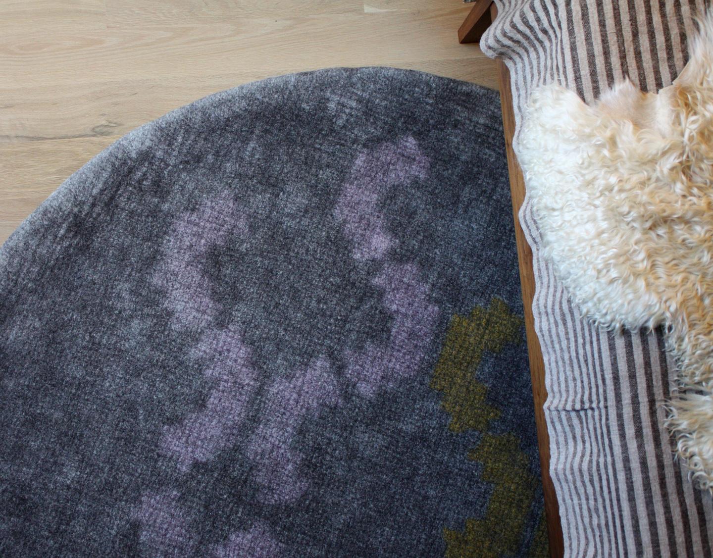 Snow rug