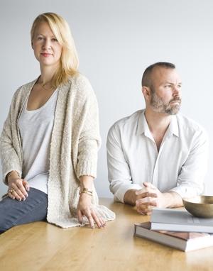 Krista Schrock and David John Dick, principals of Disc Interiors, appreciate imperfect beauty.