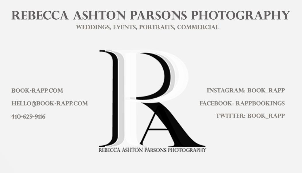 Rebecca Ashton Parsons Photography