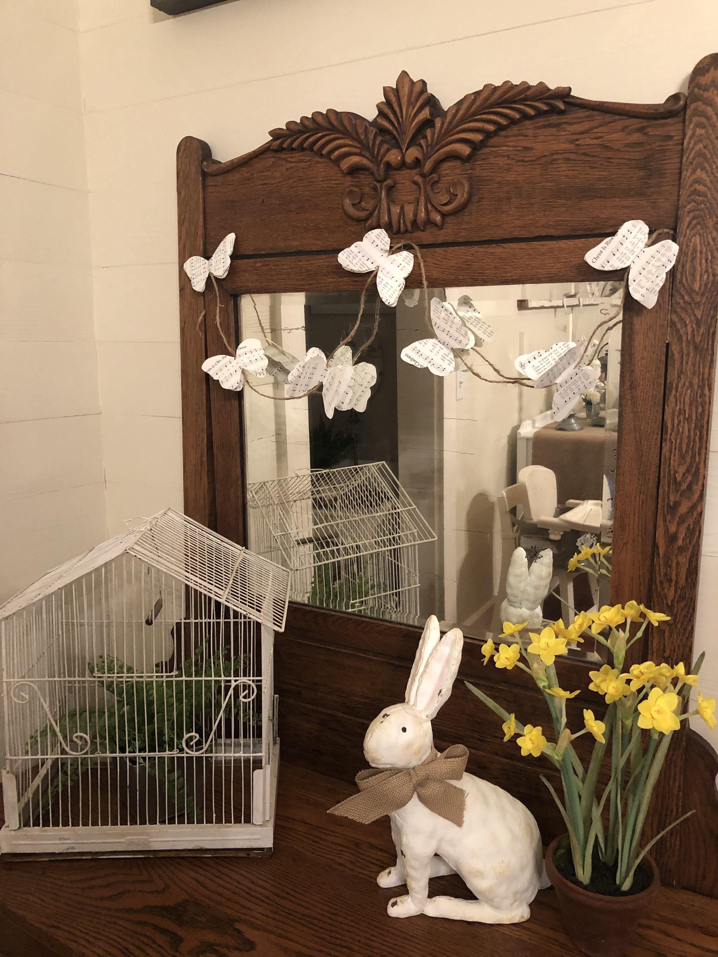 Tami Glasco/ Paper Butterflies