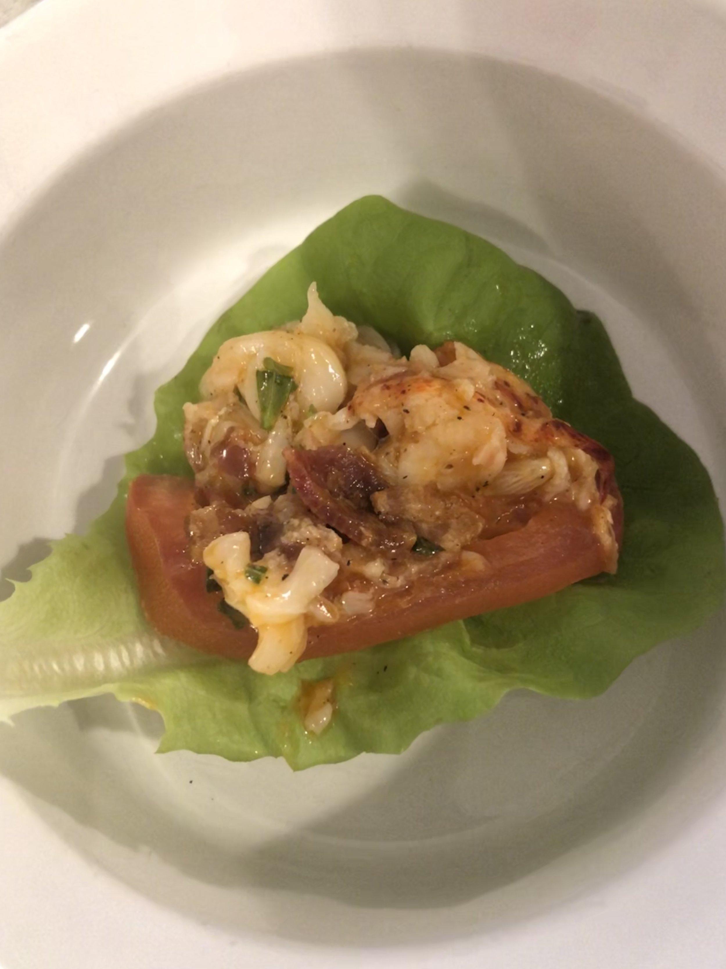 Amanda Fathaeur/ Lobster Dish
