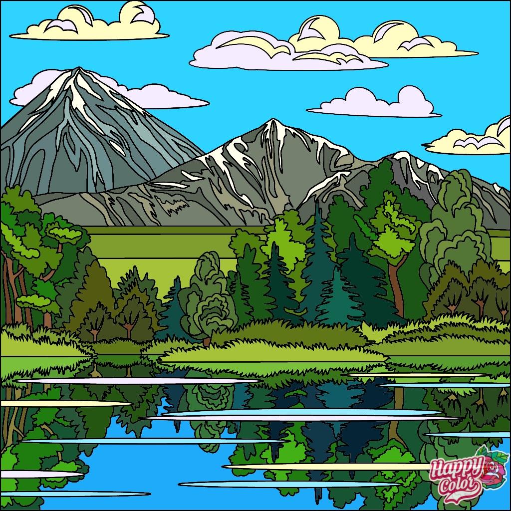 Darrin Trammell/Digital Coloring