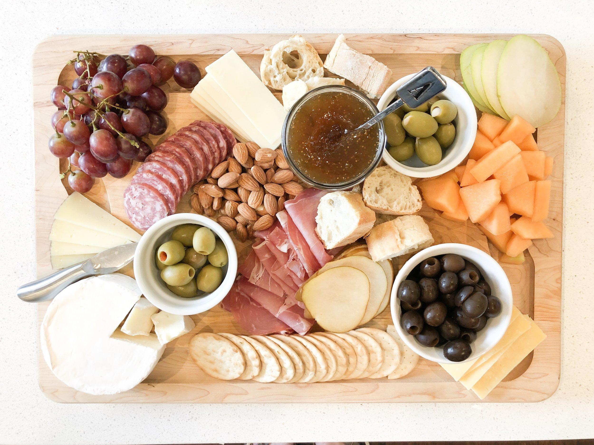 Michelle Ancone/ Cheese Board