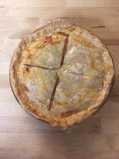 Creig Corlis/Peach Pie