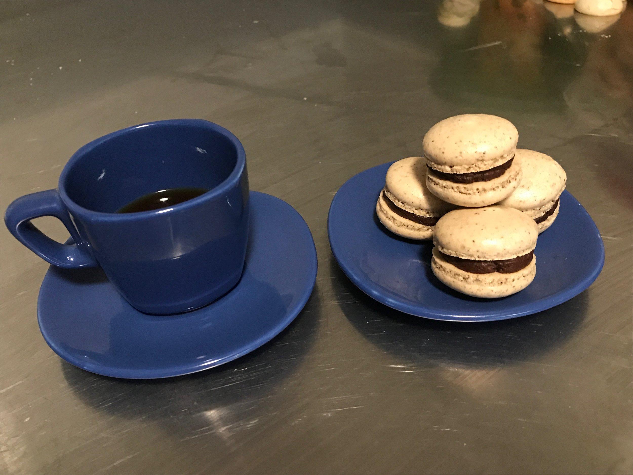 Joanie Oakes/ Mocha Macarons