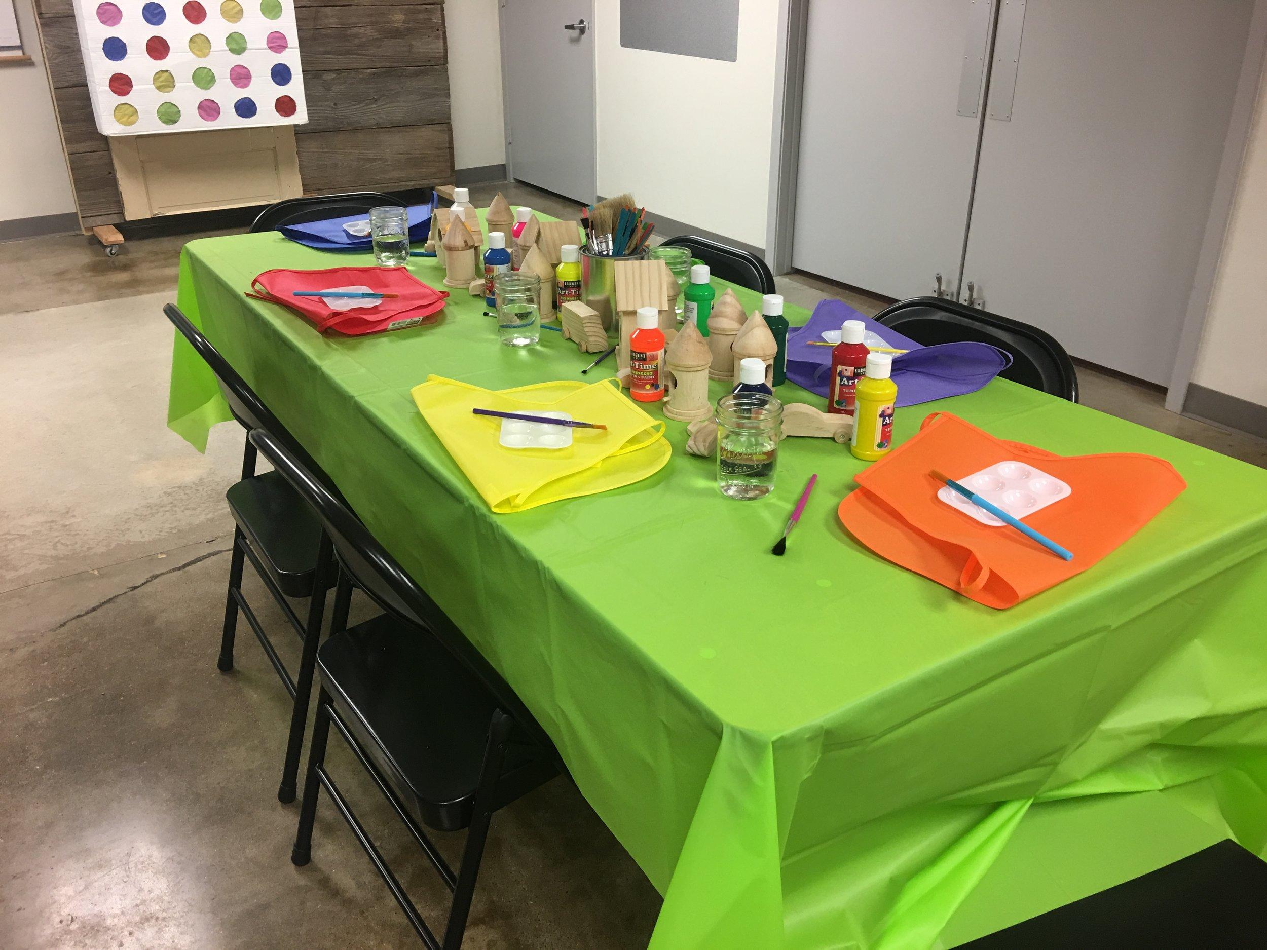 Haley Ogle/ Art Party