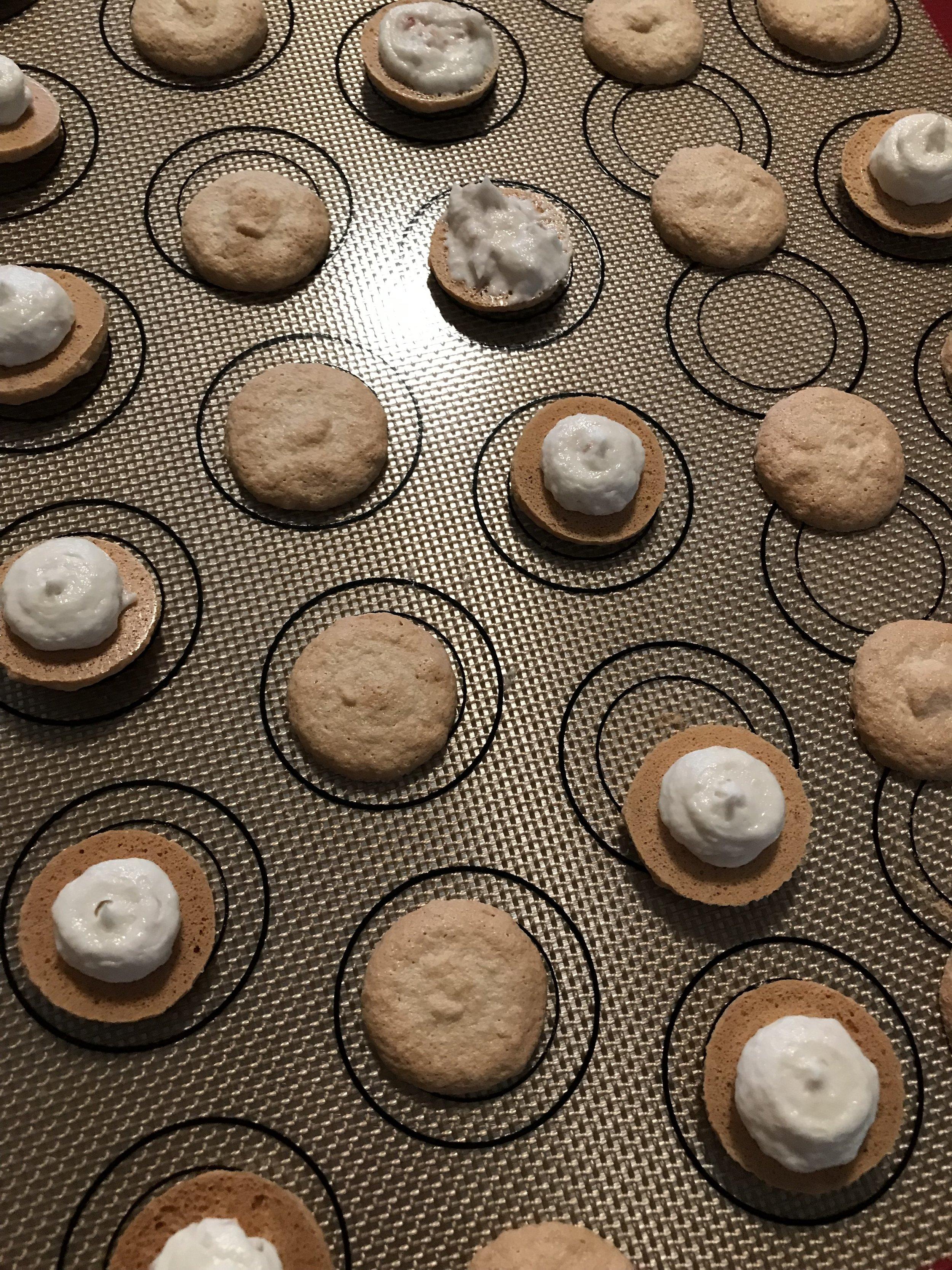 Joanie Oakes/Pancake Macarons
