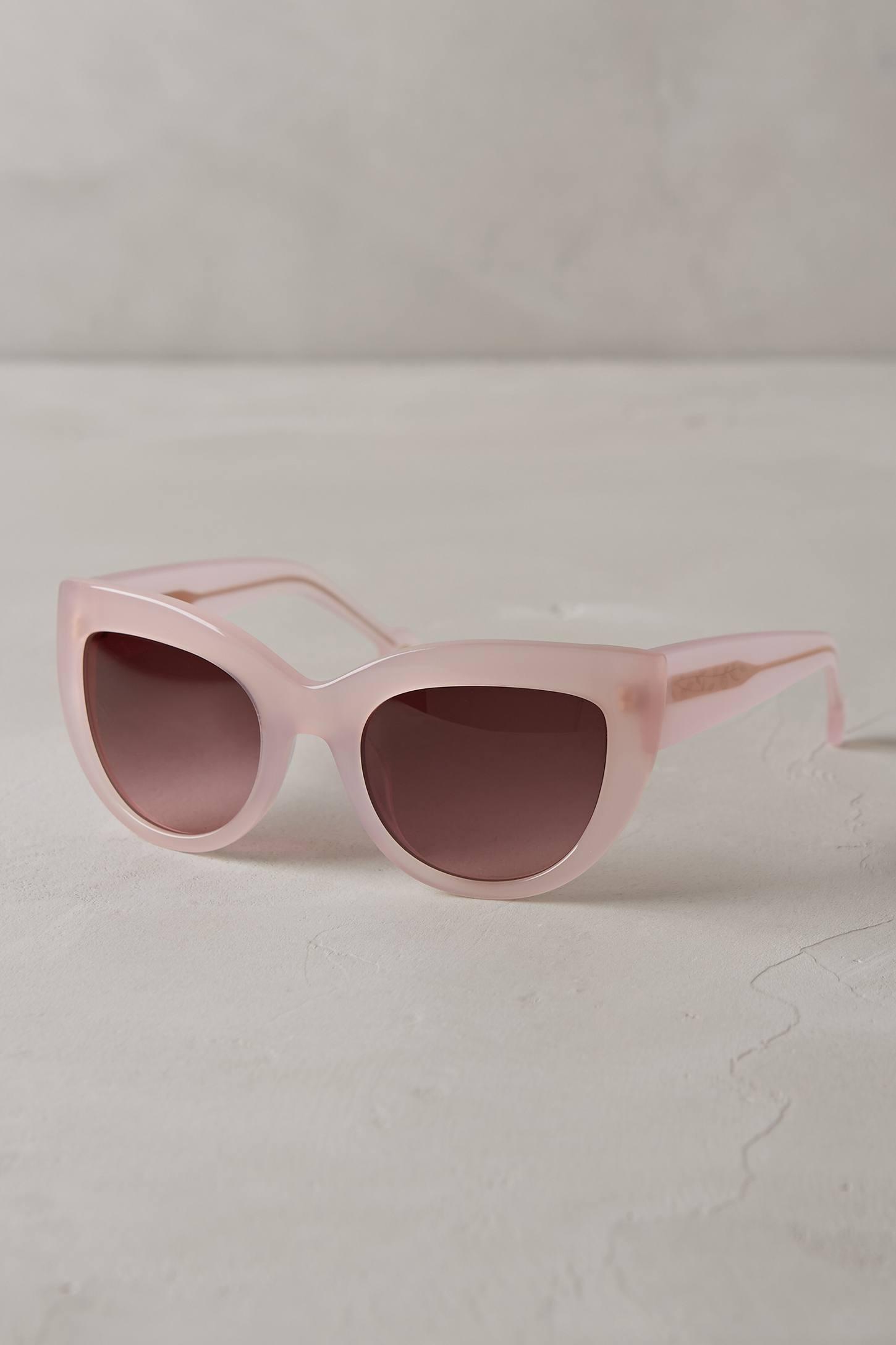 ett:twa Pink Archetype Sunglasses (image via lyst.com)