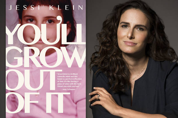 "Jessi Klein is a comedy writer and probably best known for her work on ""Inside Amy Schumer."" (image via  nprfreshair.tumblr.com )"