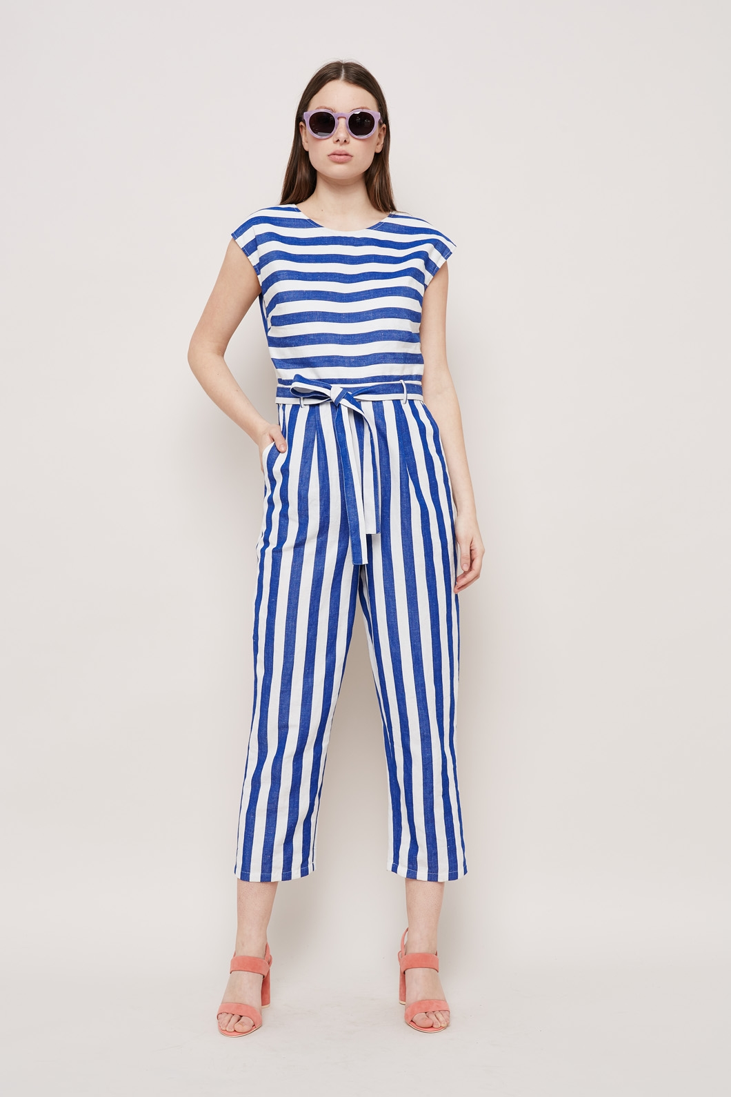 earn your stripes pantsuit (via  gormanshop )