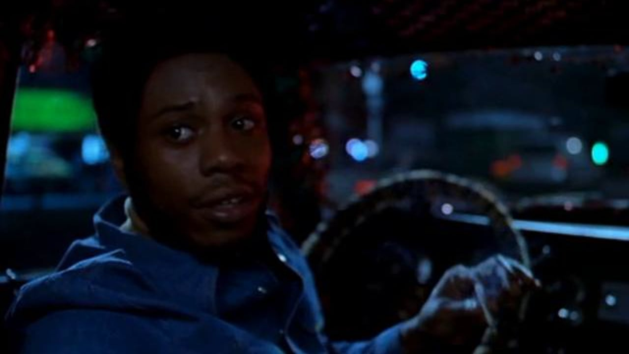 """Remember when Dave was the disco cabbie in """"200 Cigarettes""""? (image via vimeo)"""