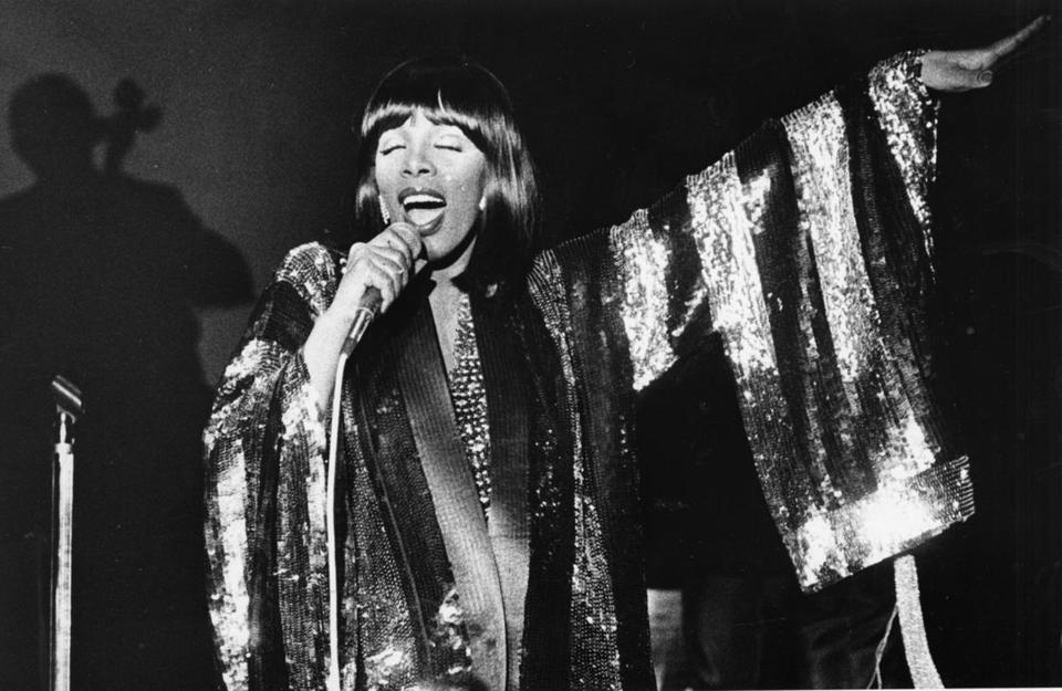 Donna Summer in 1978, yes. (image via  thebostonglobe )