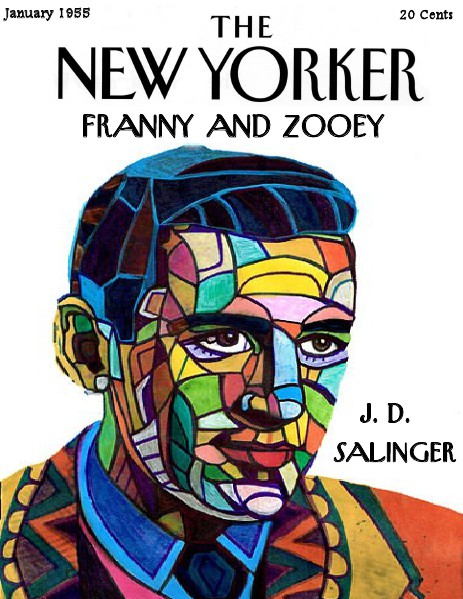 The two works were published together as a book in 1961, having originally appeared in   The New Yorker   in 1955 and 1957 respectively.(image via newsstand)