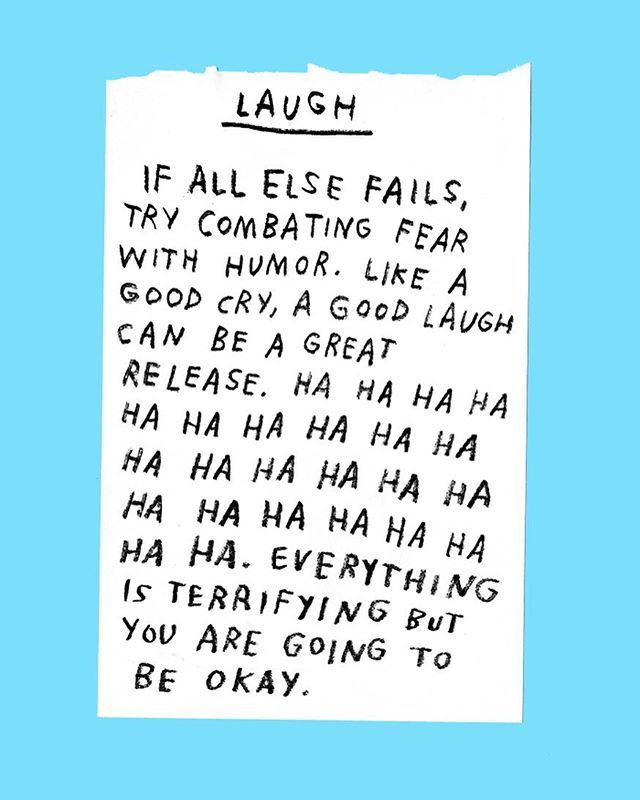 "Adam JK is giving me life with these words from his new book, ""Things Are What You Make of Them."""