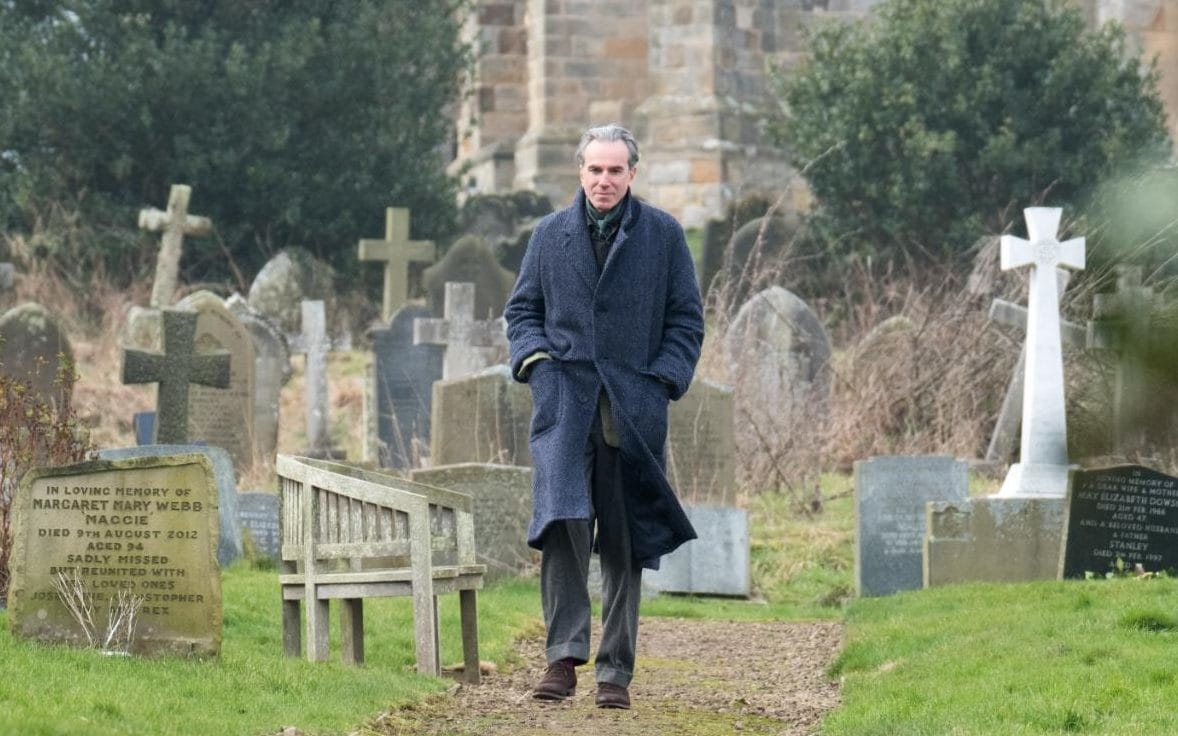 Daniel Day-Lewis's final film! (image via thetelegraph)