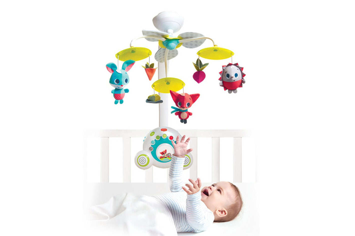 """The 11 Best Baby Mobiles on Amazon, According to Hyperenthusiastic Reviewers"""